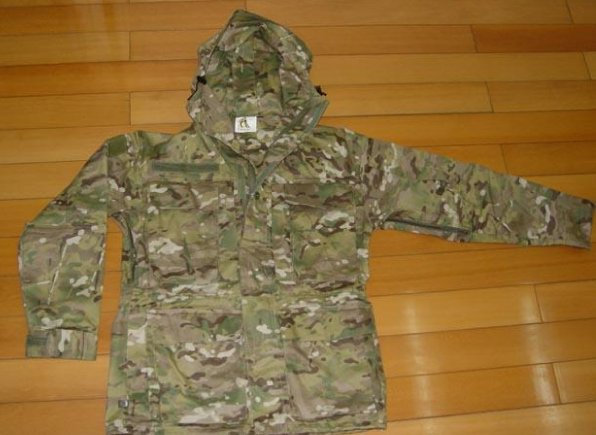 SAS Smock Jacket - Multicam MC