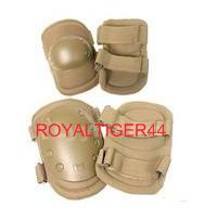 Knee Elbow set - Tan