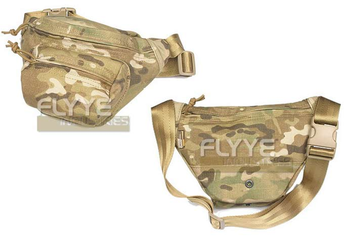 FLYYE Low-pitched Waist Pack - MultiCam®