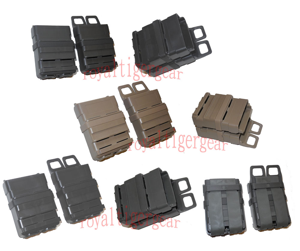 FastMag GEN3 Double M4 Mag Pouch