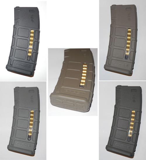 Magpul PMAG 75 rds Spring Magazine