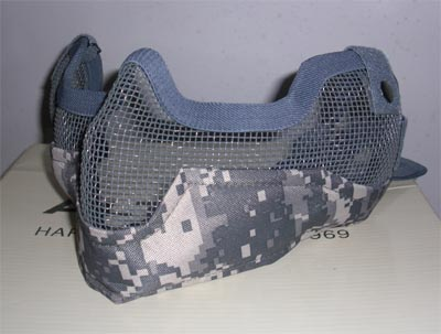 Wire Half Mask GEN2 - cover ear -  ACU