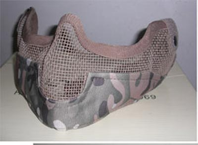 Wire Half Mask GEN2 - cover ear -  Multicam MC