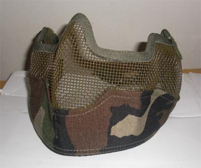 Wire Half Mask GEN2 - cover ear - US Woodland