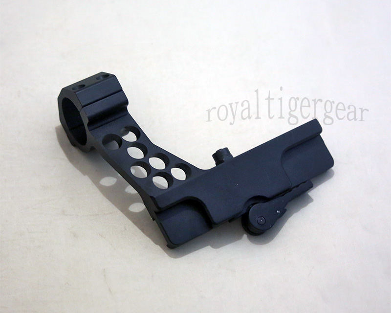 MI Midwest style AK series 30mm / 1 inch Scope Side Mount GEN3 - CNC Aluminum