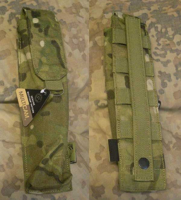 FLYYE Single P90/UMP Mag MOLLE Pouch - MultiCam®