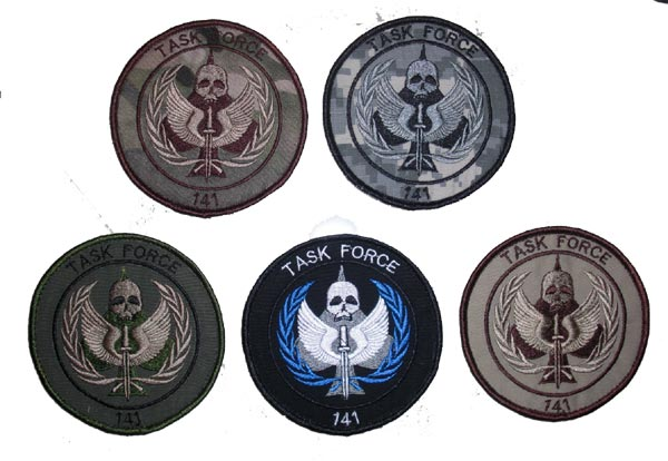 Task Force 141 Large Patch - Call of Duty Modern Warfare 2