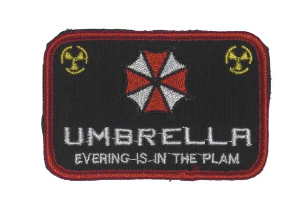 Biohazard Umbrella Corporation – Evening is in the Plam Patch
