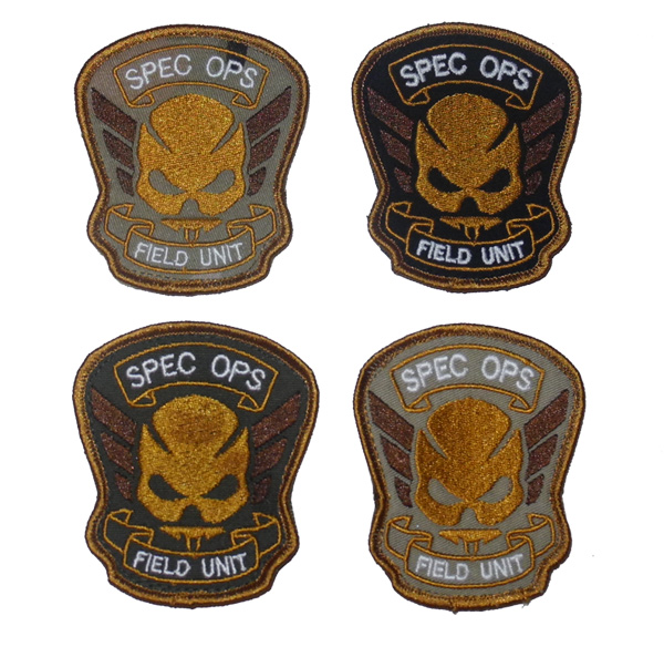 Biohazard Umbrella SPEC OPS Field Unit Patch