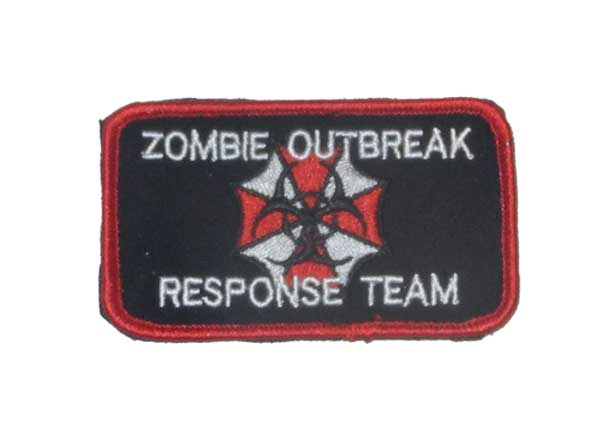 Biohazard Umbrella – Zombie Outbreak Response Team Patch