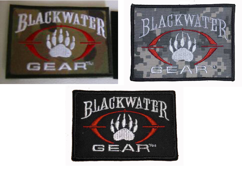 Blackwater Bear Patch