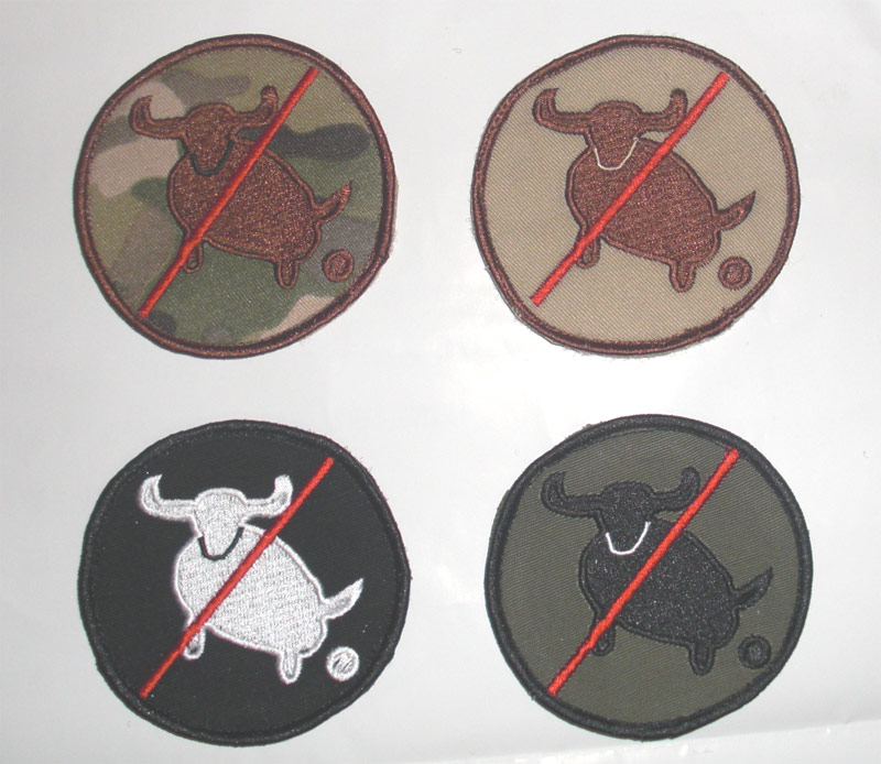 NO Bull ShXX Patch