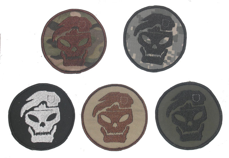 Call of Duty : Black OPS Patch - Round