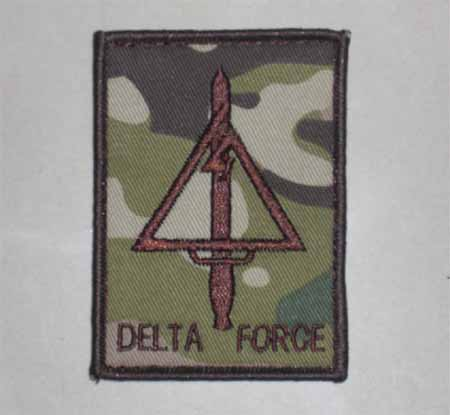 US Delta Force Patch