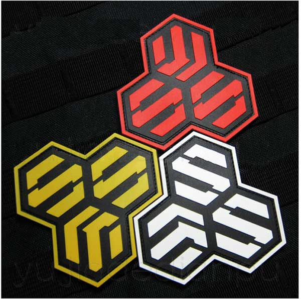 Macross SMS- Strategic Military Services PVC Patch