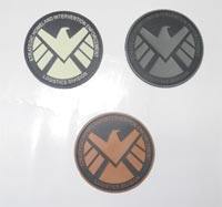 Avengers S.H.I.E.L.D Shield PVC Patch