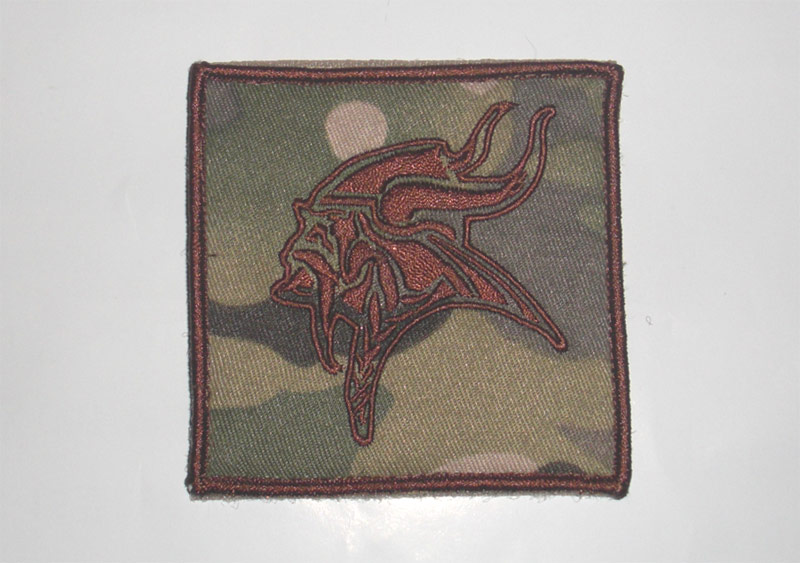 US Navy Seal Team 6 Viking Patch