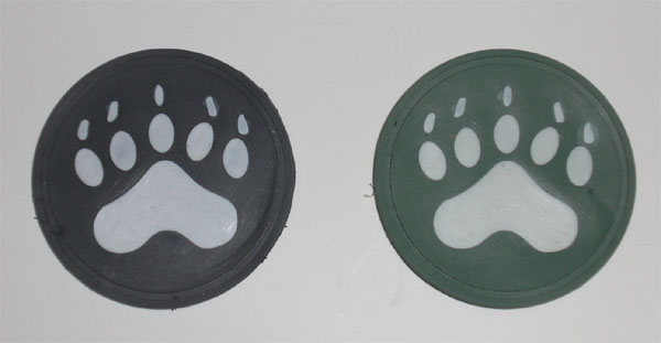 Blackwater Bear Polymer Patch