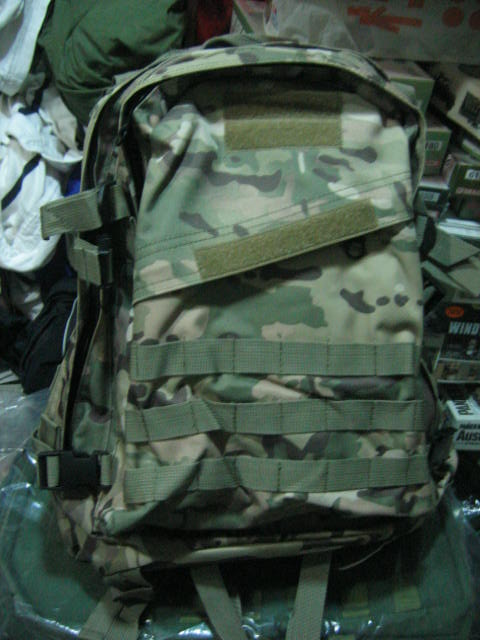 AIII style 3-Day MOLLE Backpack - Multicam MC