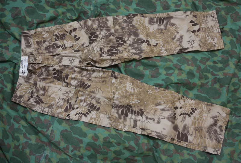 CHIEF Python Snake Camo Tactical Pants - MAD