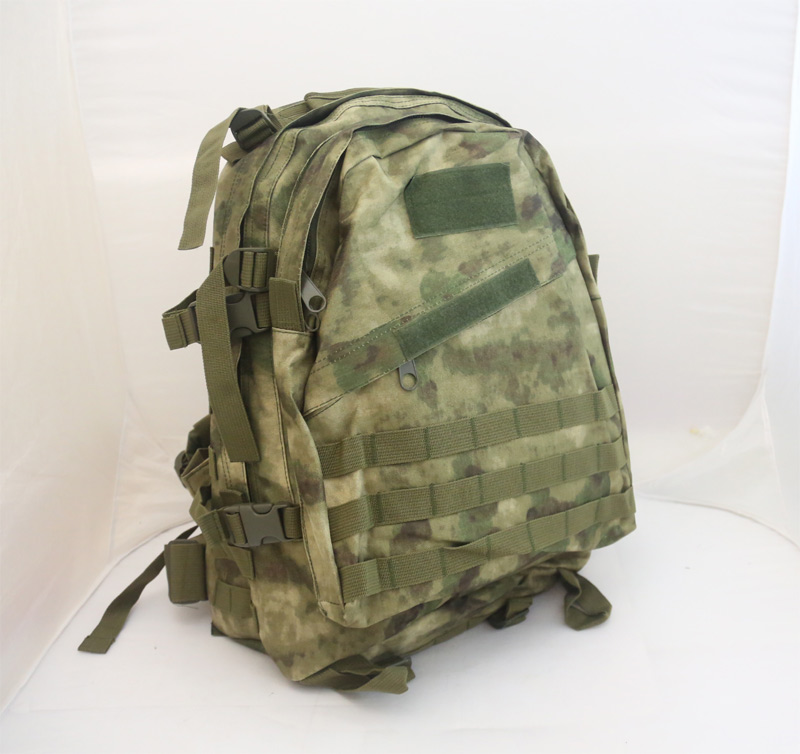 AIII style 3-Day MOLLE Backpack - A-TACS/FG
