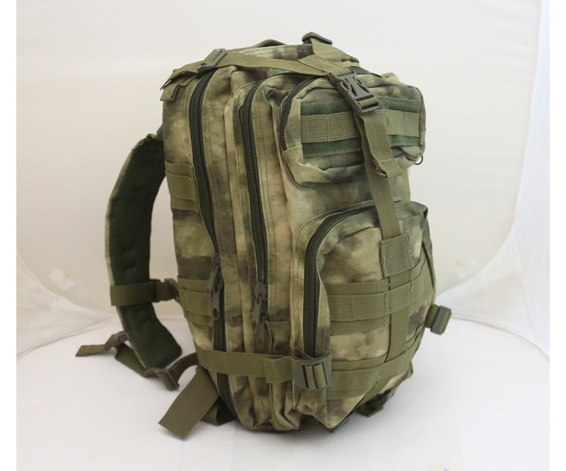 MOLLE 3P Assault Backpack – A-TACS/FG