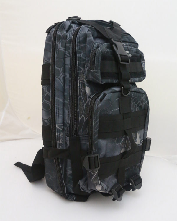 MOLLE 3P Assault Backpack – Python Snake Camo TYP