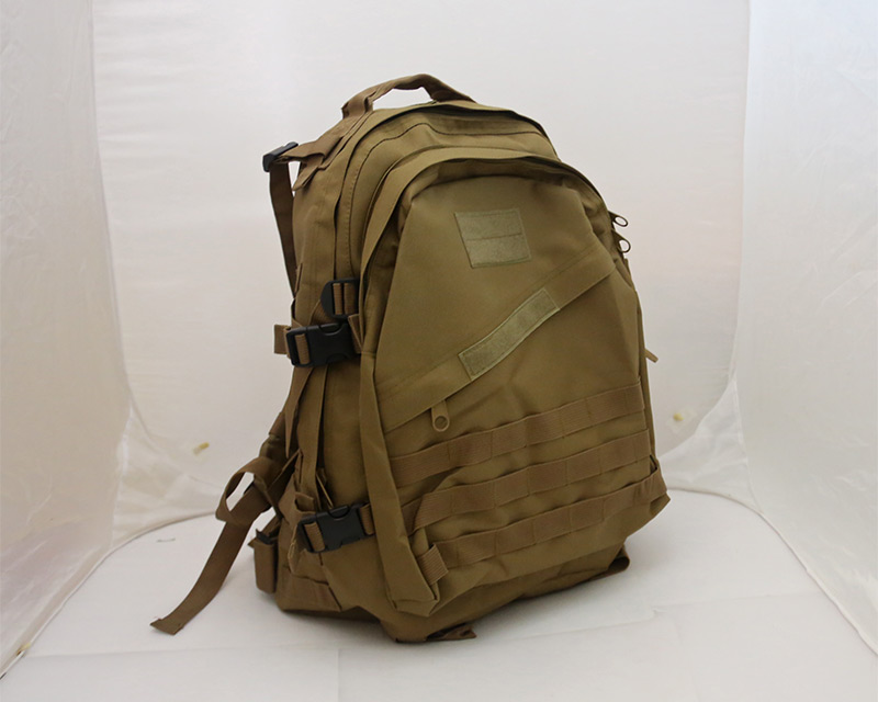 AIII style 3-Day MOLLE Backpack - Brown
