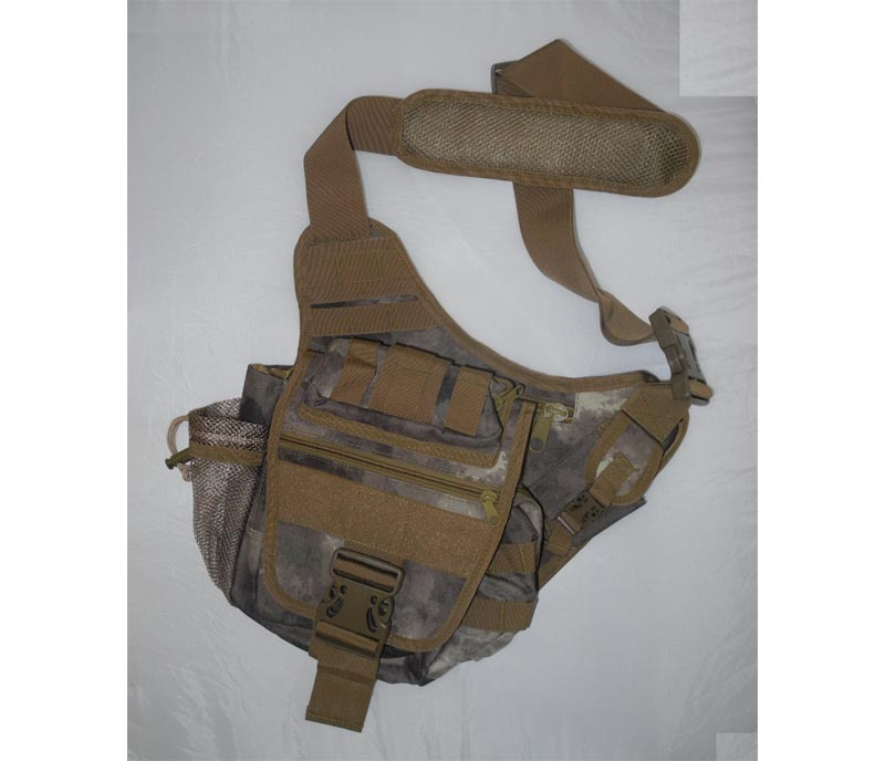 Tactical Super Utility Shoulder Pack - A-TACS