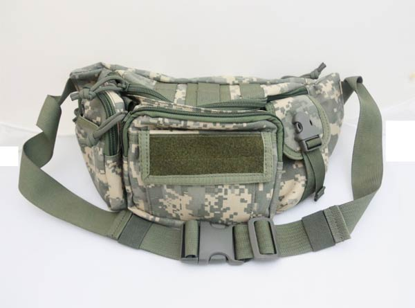 #9034 Waist Pack w/ Removable Pouch - ACU