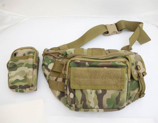 #9034 Waist Pack w/ Removable Pouch - Multicam MC