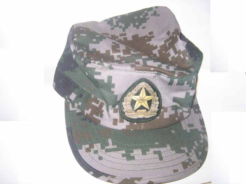 China PLA Type 07 Digital Universal Camo Cap