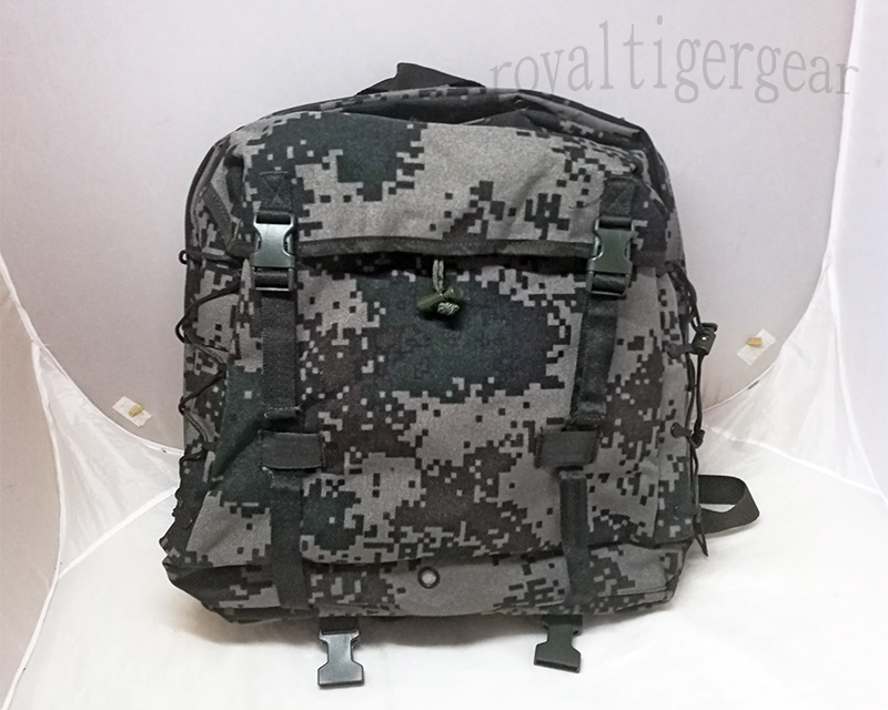 China PLA Type 07 Digital Universal Camo Patrol Backpack -Ver.2
