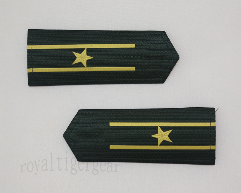 PLA 07 Rank Shoulder Board
