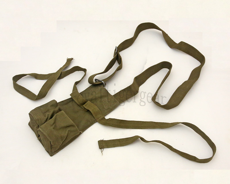 China PLA Type 61 Double Stick Grenade Pouch