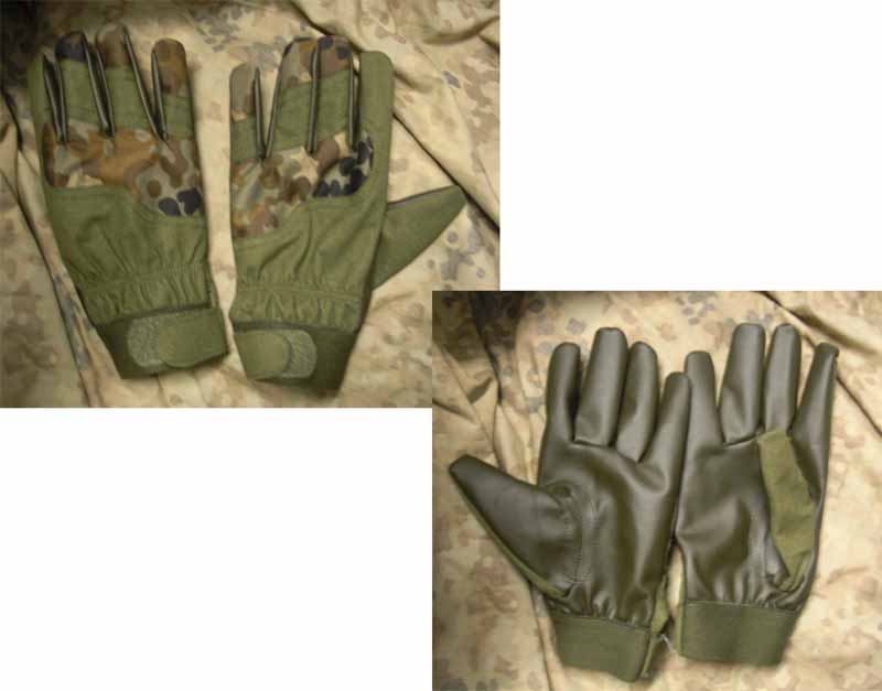 "China PLA Type 03 Plateau ""Tibet-tarn"" Highland Camo Inner Gloves"