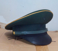 China Armed Police Type-87 Dress Hat