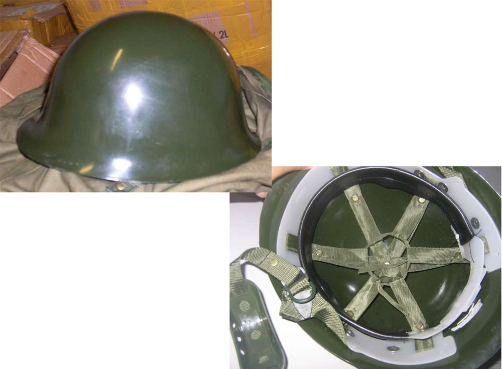 China PLA Steel Helmet