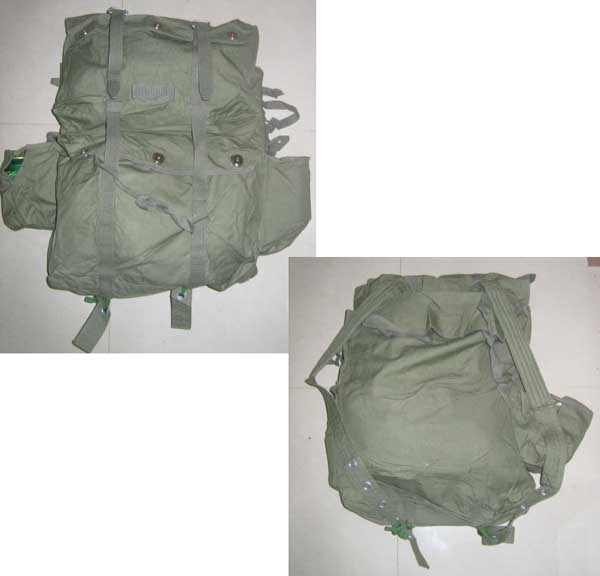 PLA Airborne Type 65 Back Pack