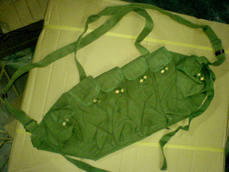 China PLA Type 81 / AK-47 Ammo Vest