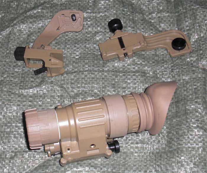EMERSON Dummy AN/PVS-14 Night Vision Model - Tan