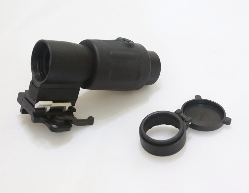 #304 3X Scope w/ 90-Turn Fast-Release Mount