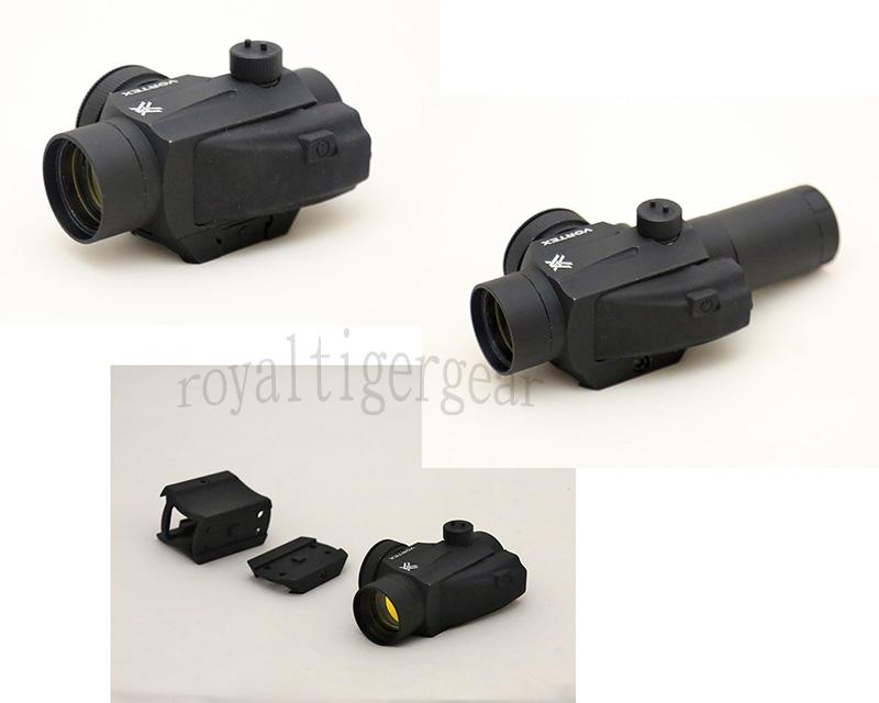 Vortex style Red Dot Sight Multi-Height Mount