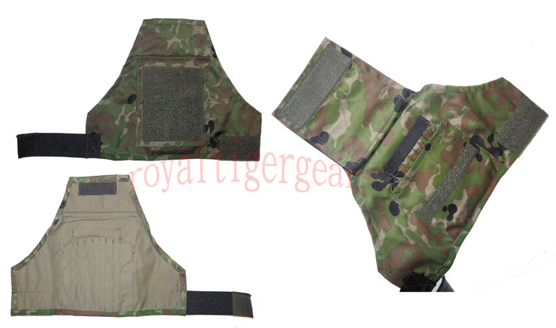 Japan Ground Self-Defense Force JGSDF Army SPECKLED Woodland Camo Shoulder Arm Band