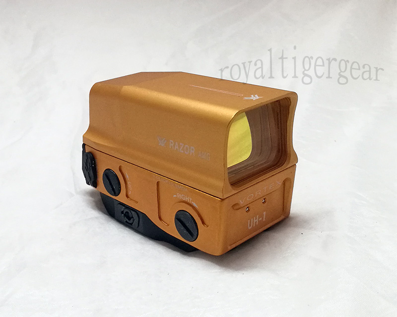 UH-1 Tactical Holographic Sight Red Dot Reflex Sight - Orange