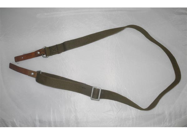 China PLA Type 56 Canvas Sling- AK-47 AKM - Khaki