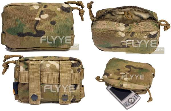 FLYYE MOLLE Small Accessories Pouch - MultiCam®