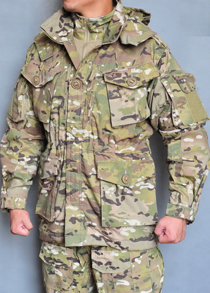 ALLWIN Multicam MC Smock Jacket