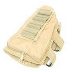 Rifle Ammo Face Pouch - Tan