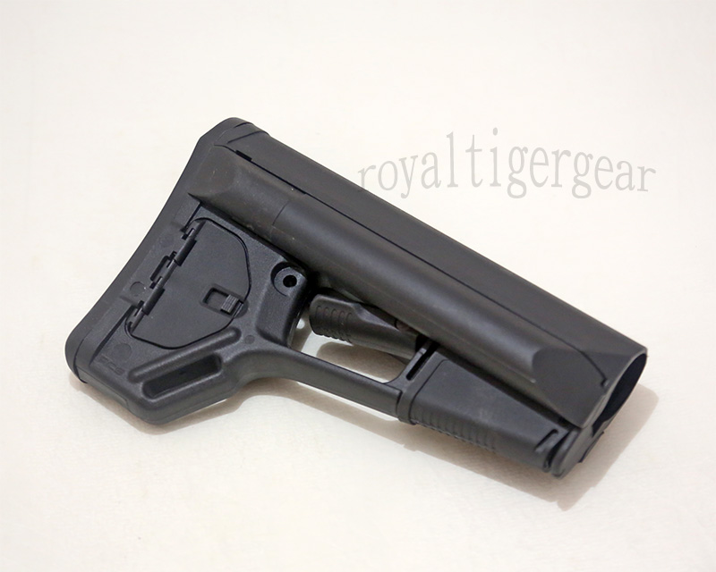 MAGPUL style Acs Carbine Buttstock Stock - Black